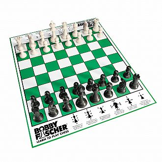 Bobby Fischer Chess Set