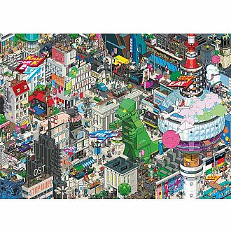 Berlin Quest (Heye 1000 pc)