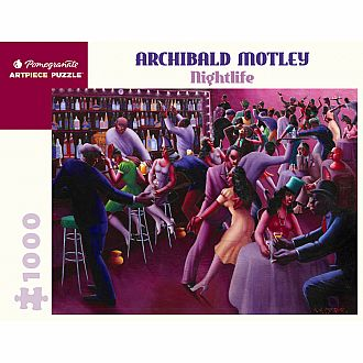 Archibald Motley: Nightlife