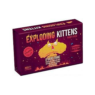 Exploding Kittens Party Pack