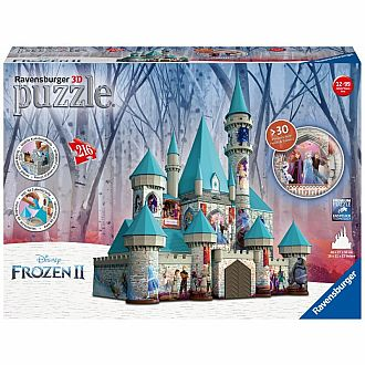 Frozen Castle (216 pc 3D puzzle)