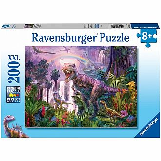 King of the Dinosaurs  (Ravensburger - 200pc)
