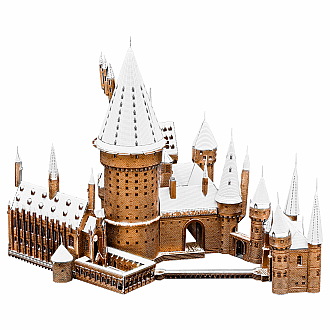 ICONX: Hogwarts Castle in Snow