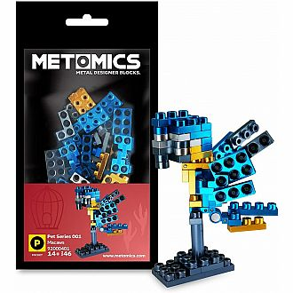 Metomics: Macaws Blue
