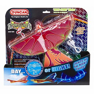 Dragon Hawk Glider w/ Power Assist