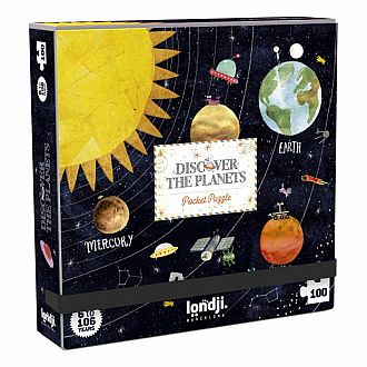 Pocket Puzzle: Discover the Planets