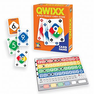 Qwixx: The Card Game