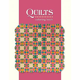 Coloring Book: Quilts