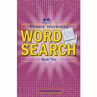 Puzzle Workouts: Word Search (Book 2)