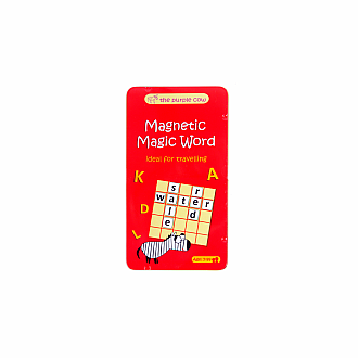 Magnetic Magic Word
