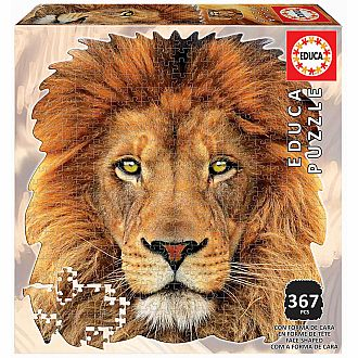 Lion Shaped Puzzle