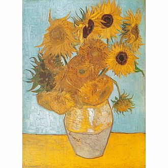Sunflowers by Van Gogh