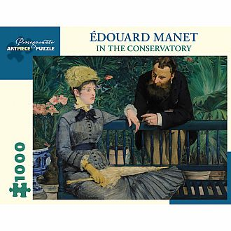 Edward Manet: In the Conservatory