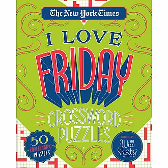 NYT I Love Friday Crosswords