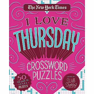 NYT I Love Thursday Crosswords