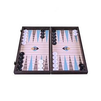 19 Backgammon Set Arabesque