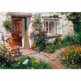 Roses Around The Door (Wentworth - 40pc)