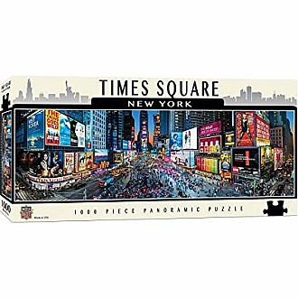 Times Square Panoramic Puzzle