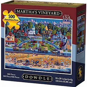 Marthas Vineyard (Dowdle Folk Art - 500pc)