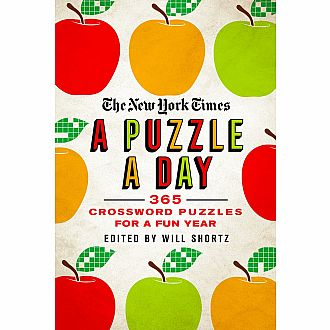 NYT A Puzzle A Day: 365 Crossword Puzzles for a Year of Fun