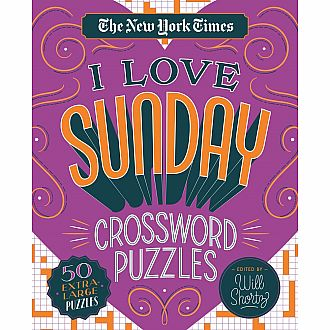 NYT I Love Sunday Crosswords