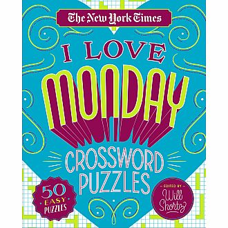 NYT I Love Monday Crosswords