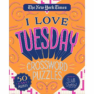 NYT I Love Tuesday Crosswords