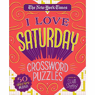 NYT I Love Saturday Crosswords
