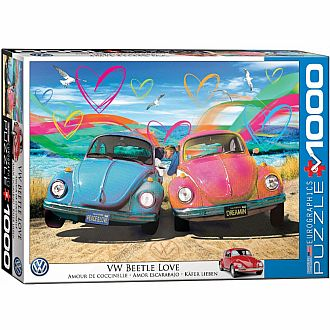 Beetle Love (Eurographics - 1000pc)