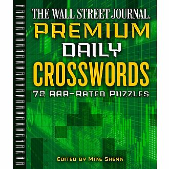 Wall Street Journal Premium Daily Crosswords 72 AAA-rated Puzzles