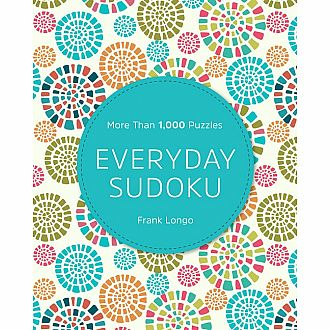 Everyday Sudoku: More Than 1000 Puzzles