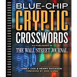 Blue-Chip Cryptic Crosswords - as published in the Wall Street Journal