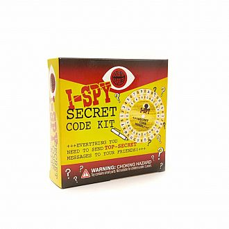Secret Agent Spy Message Kit