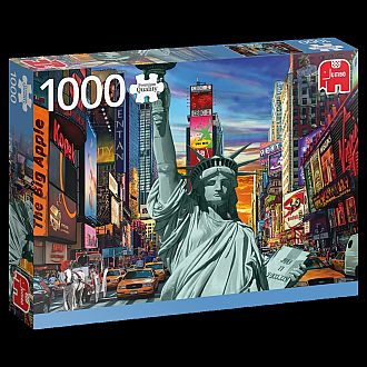 New York City (Jumbo - 1000pc)