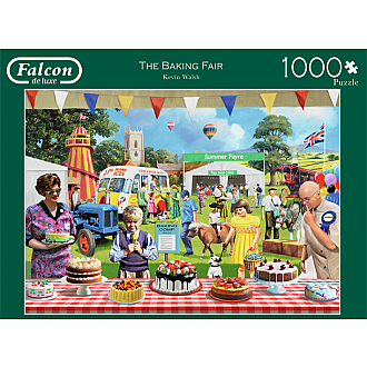 The Baking Fair - 1000 pcs (Jumbo - 1000pc)