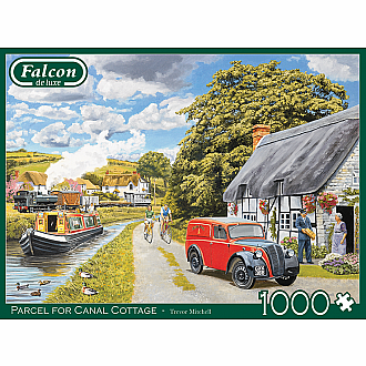 Parcel for Canal Cottage (Jumbo - 1000pc)