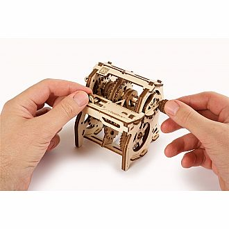 UGears 3D: Gear Box STEM LAB