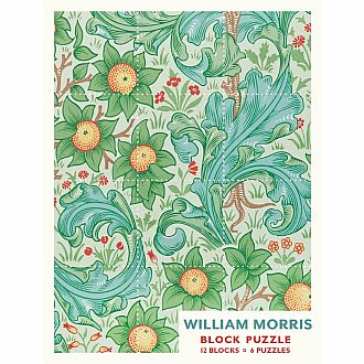 William Morris Block Puzzle Brooklyn Museum