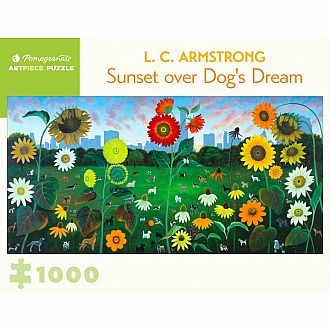 Sunset Over Dogs Dream L. C. Armstrong