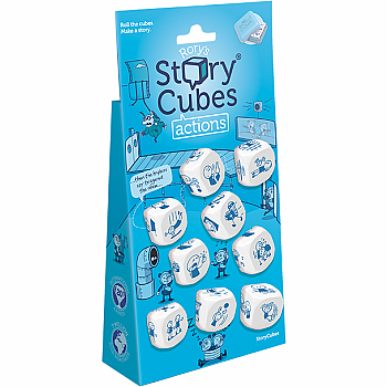 Rorys Story Cubes: Actions