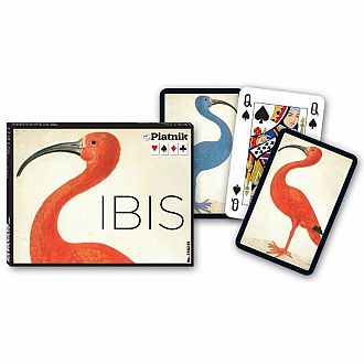 Ibis Double Deck Playing Cards