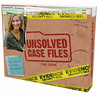 Unsolved Case Files: Harmony Ashcroft Case