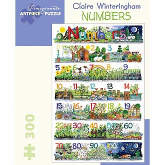 Claire Wintergham: Numbers
