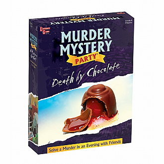 Death by Chocolate: Murder Mystery Party