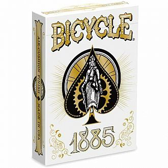 1885 Playing Card Deck Bicycle