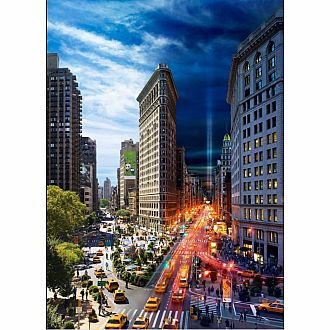 D2N: FLATIRON NEW YORK Series by Stephen Wilkes