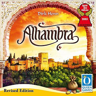 Alhambra  2019 Revised