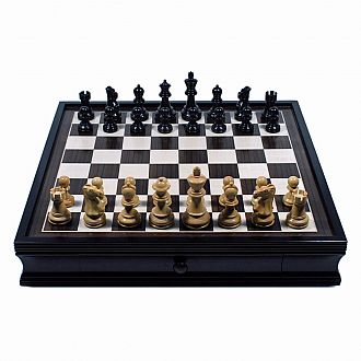 Chess Set: Grand English wbox