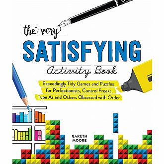 The Very Satisfying Activity Book