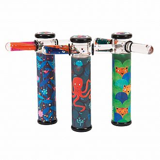 Glitter Kaleidoscopes